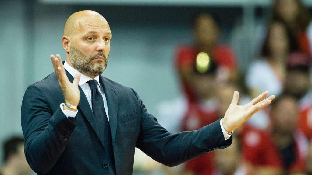 Nanu! Bayerns Trainer schwärmt von Alba-Coach Aito