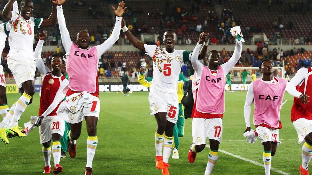 Senegal qualifiziert sich für die WM