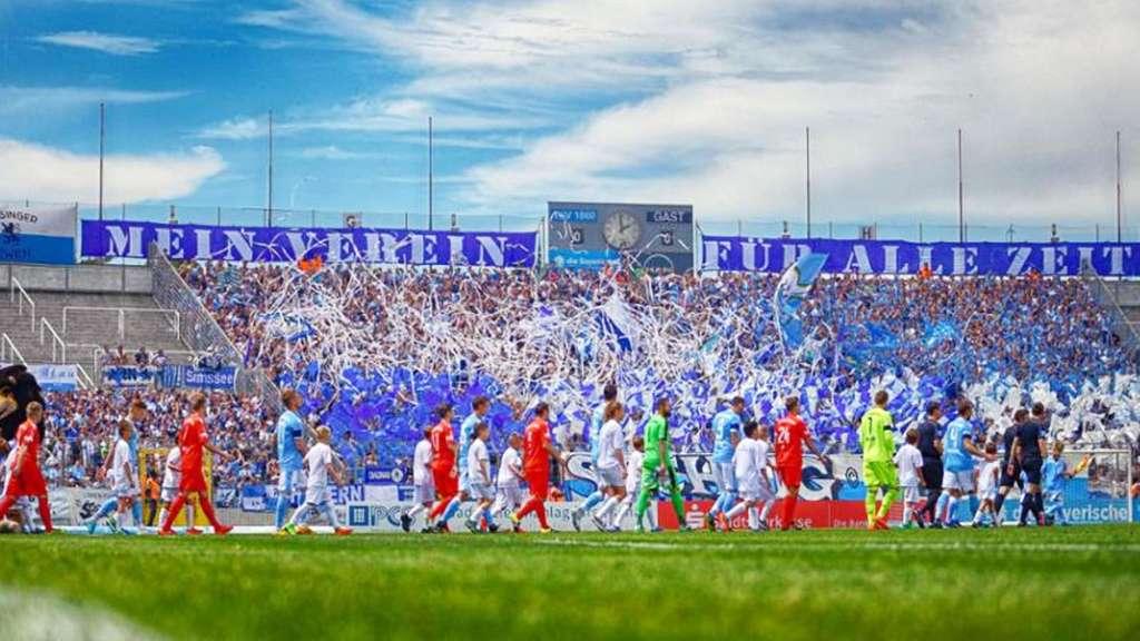 Fans: Stadt baut Grünwalder Stadion aus