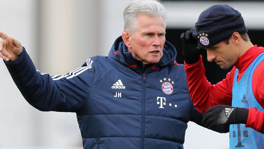 Heynckes hat keinen Vertrag beim FC Bayern