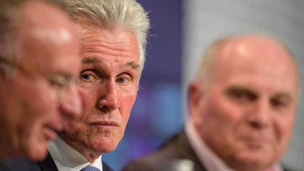 Kurios: Heynckes hat gar keinen Bayern-Vertrag