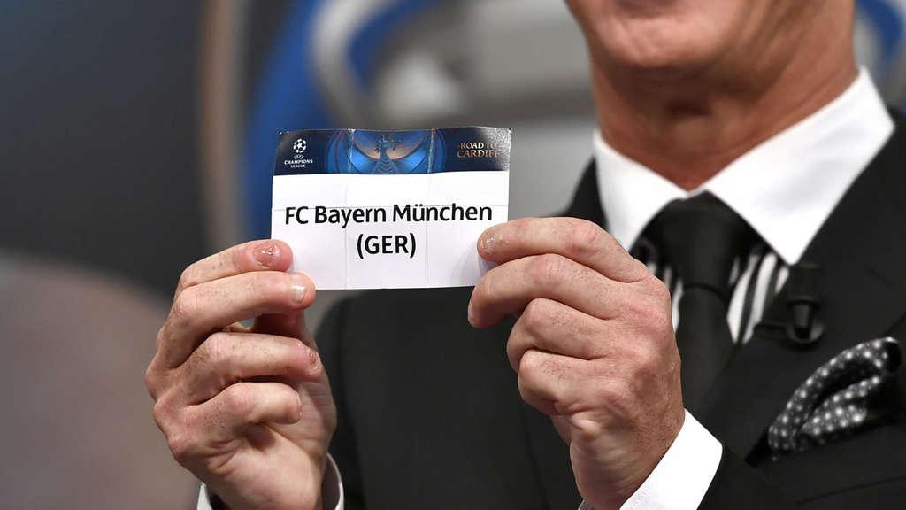 Bayern treffen auf Besiktas Istanbul
