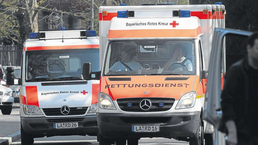 Frau stirbt nach Messerangriff in Hanau