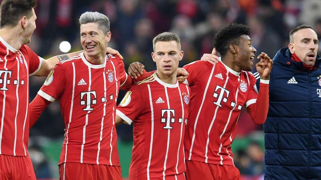 Bayern-Star Kimmich winkt neuer Top-Vertrag