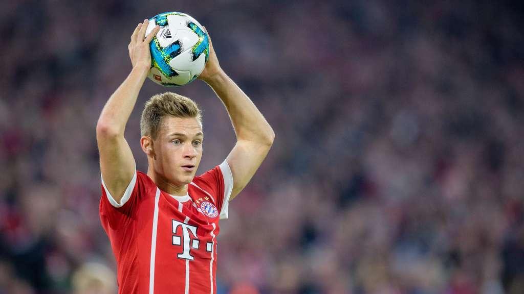 Kimmich wohl vor Vertragsverlängerung beim FC Bayern