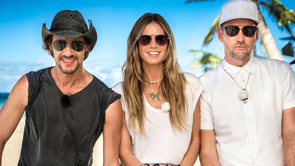 Heidi Klum: 'Germany's Next Topmodel' startet dieses Jahr in der Karibik