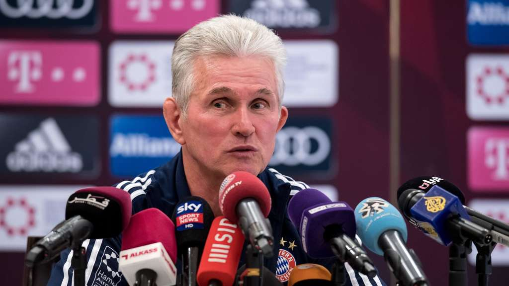 Heynckes will mit Bossen sprechen: Lewandowski dabei