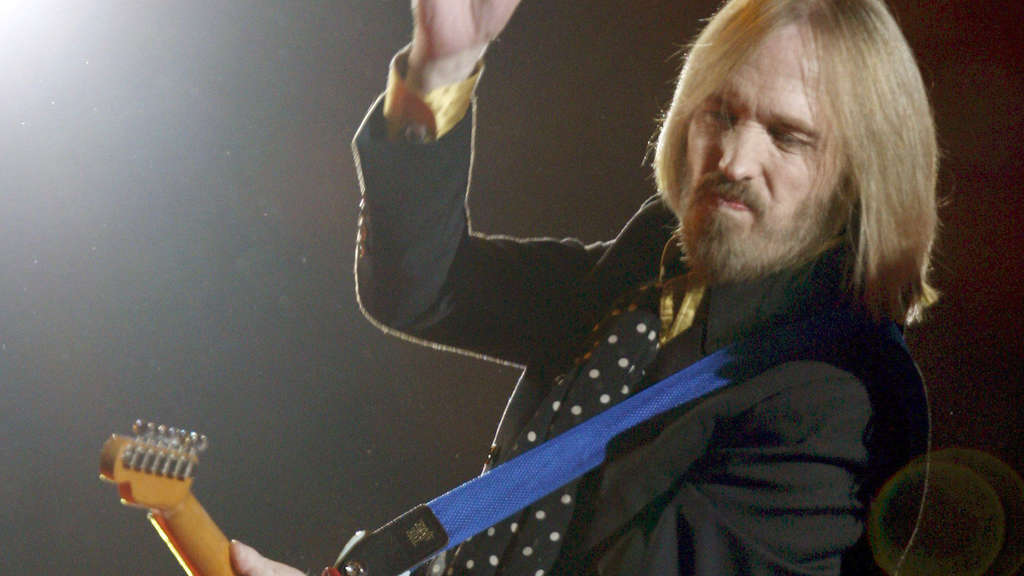 US-Musiker Tom Petty starb an Medikamenten-Überdosis