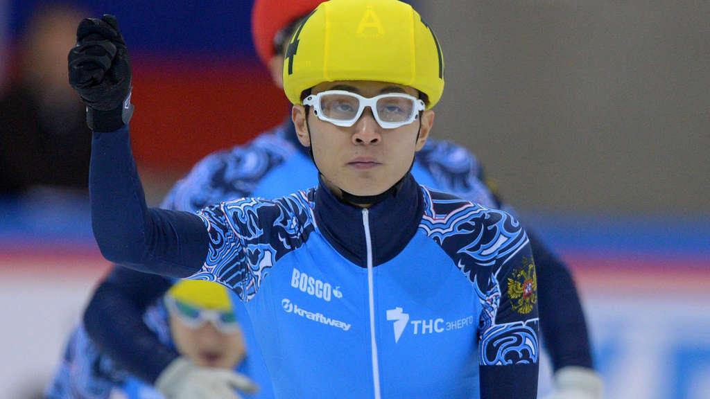 Medien: Shorttrack-Olympiasieger Ahn darf nicht in Pyeongchang starten