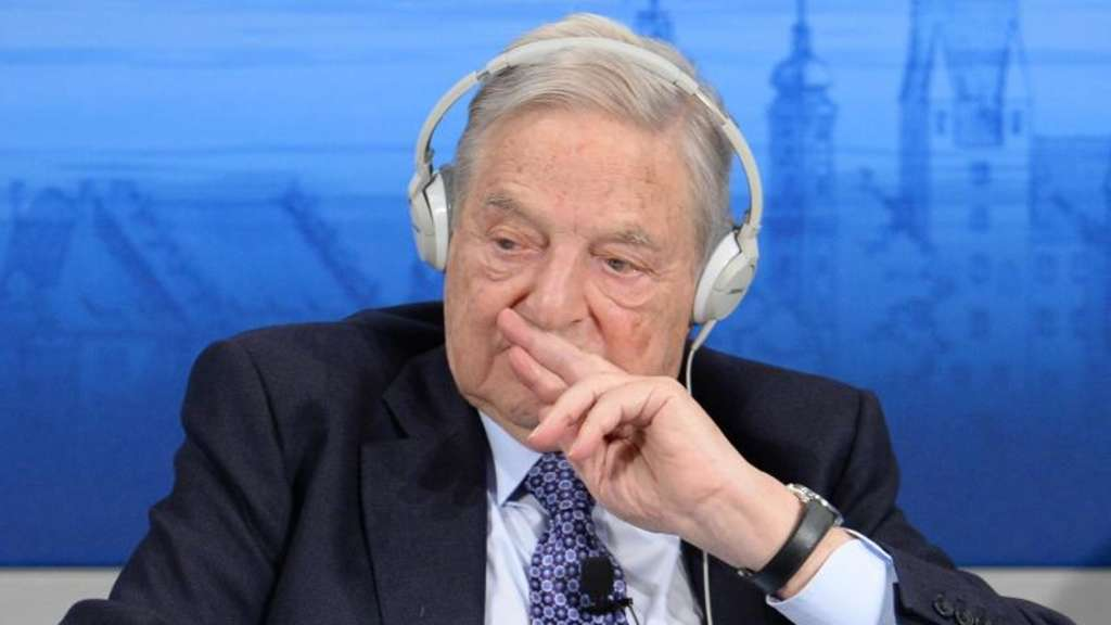 Investor Soros warnt vor Blase: