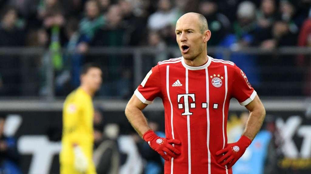Bayern-Ärger: Robben sauer auf Heynckes