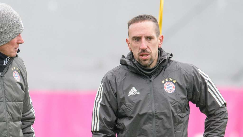 Coman fehlt nun muss auch noch Ribery gegen den SC Freiburg passen