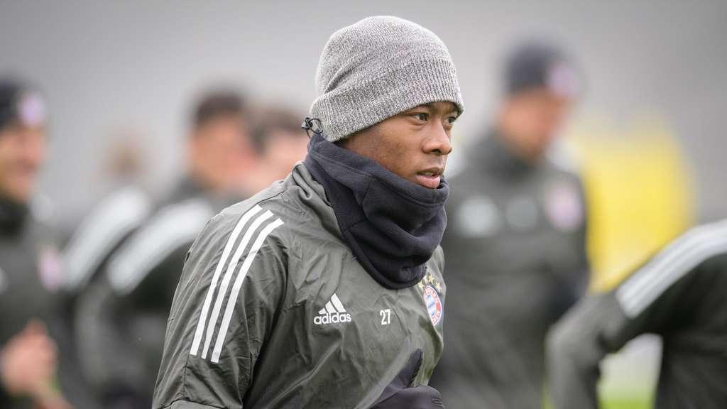 Bayern-Verteidiger David Alaba: Neue Herausforderung vorstellbar