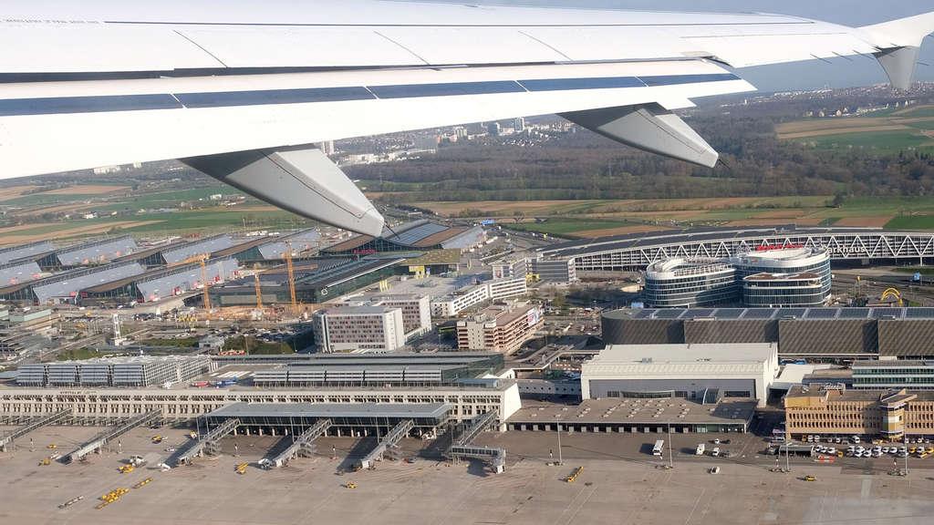 Betrunkener Co-Pilot vor Abflug aus Stuttgart gestoppt