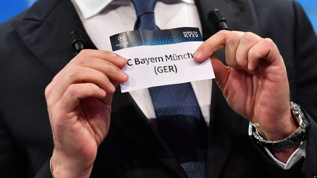 Auf welchen Gegner trifft der FC Bayern München im Halbfinale der Champions League
