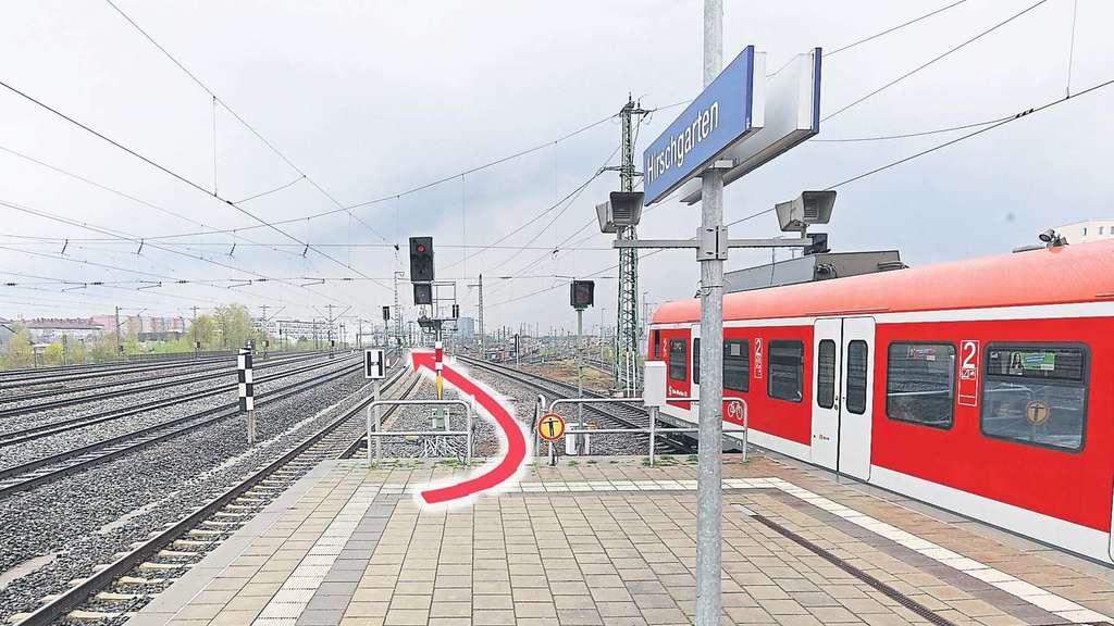 21-Jähriger wird von S-Bahn erfasst und stirbt