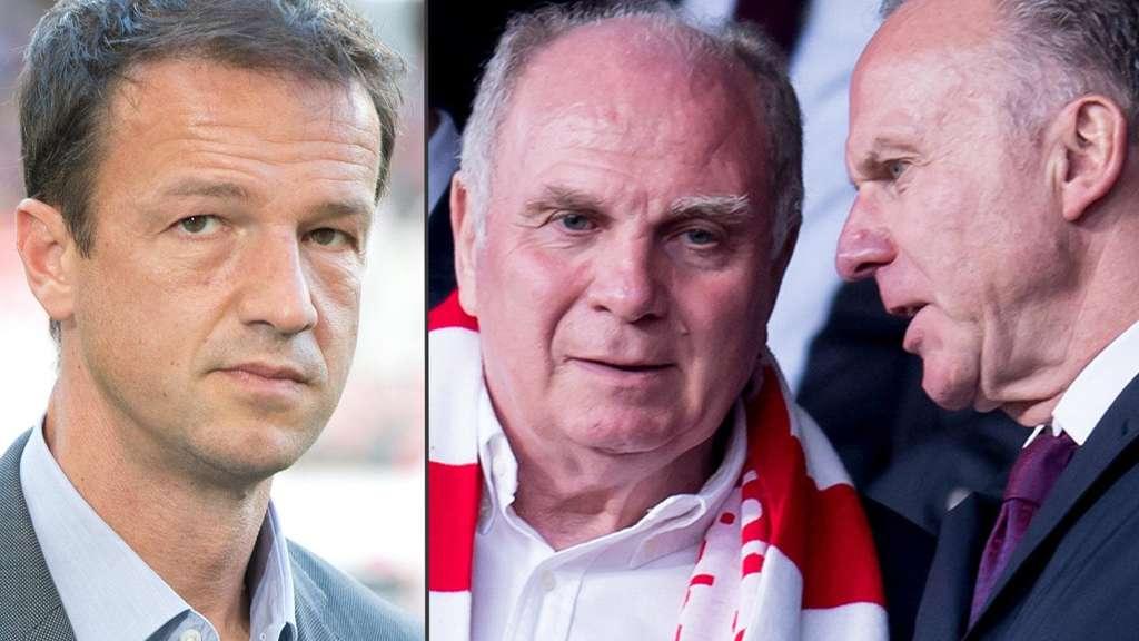 Uli Hoeneß schießt nach Bobic-Kritik zurück