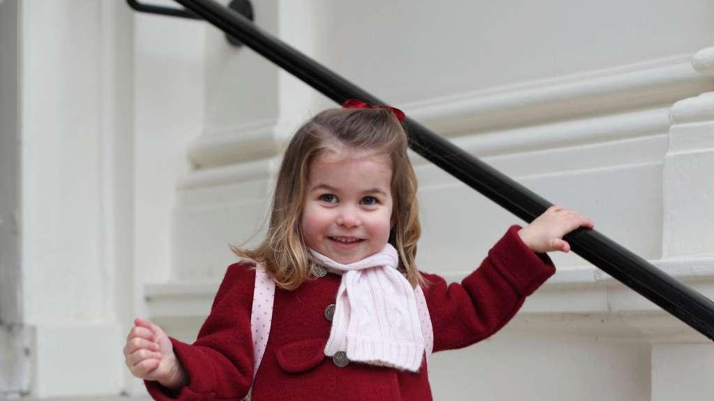 Prinzessin Charlotte: So groß ist die Kleine schon