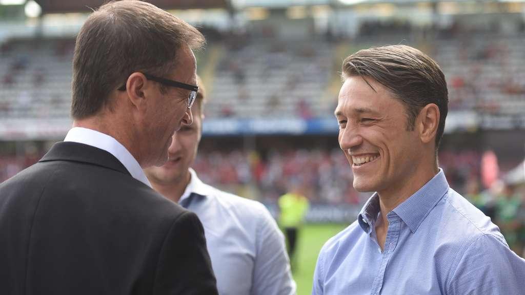 Medien: Farke Kandidat für Kovac-Nachfolge