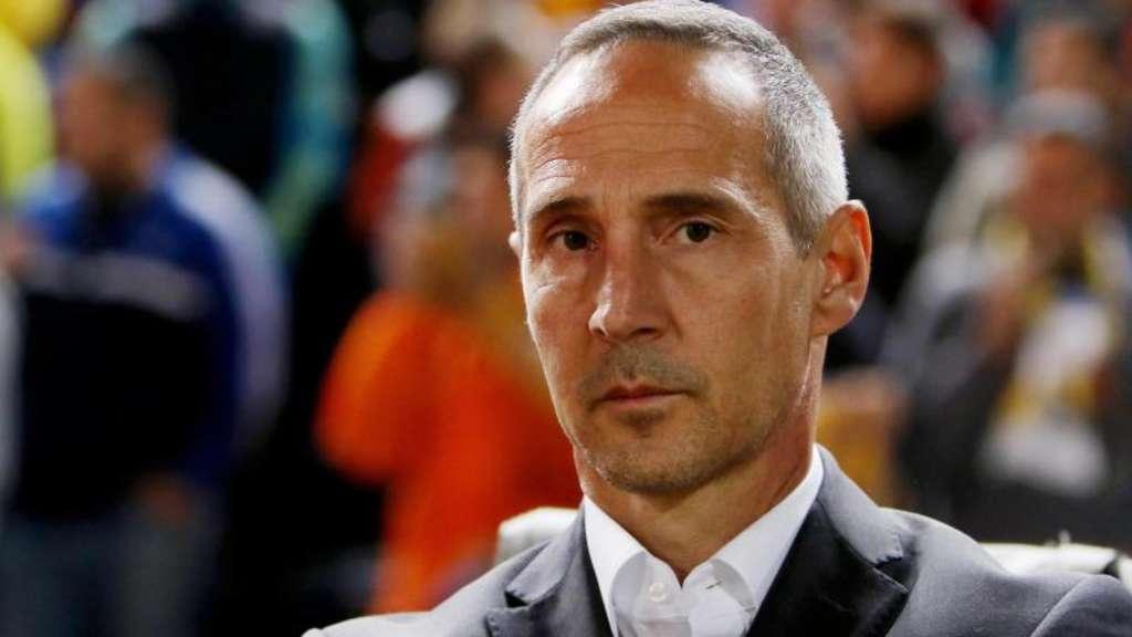 Schweizer Zeitung: Hütter wird Frankfurt-Coach