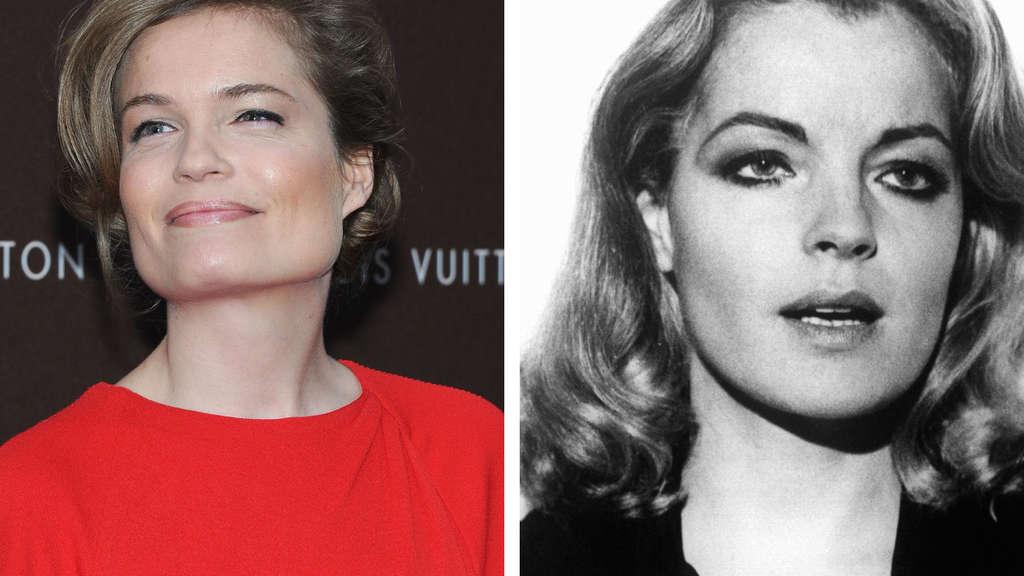Sarah Biasini schockiert über Romy Schneider Film 3 Tage in Quiberon