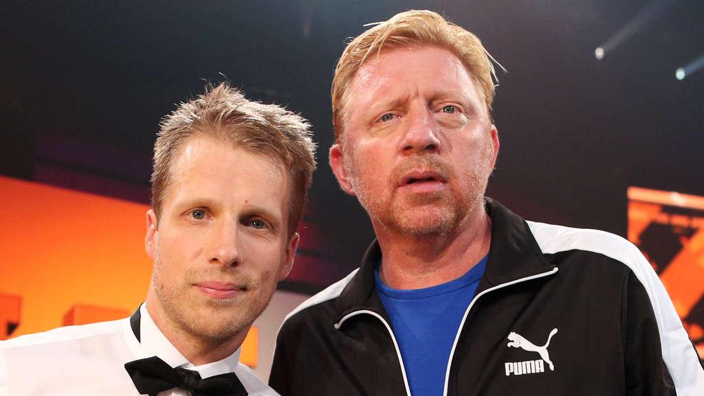 Boris Becker zufrieden mit seinem Leben: