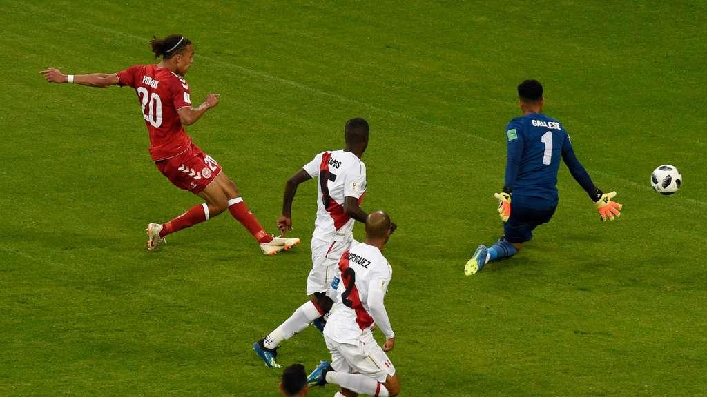Dänemark im Pech: William Kvist fällt für restliche WM aus