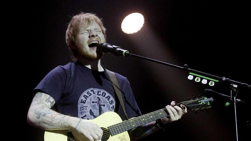 Ed-Sheeran-Konzert in Düsseldorf endgültig abgesagt - Veranstalter hat Köln angefragt