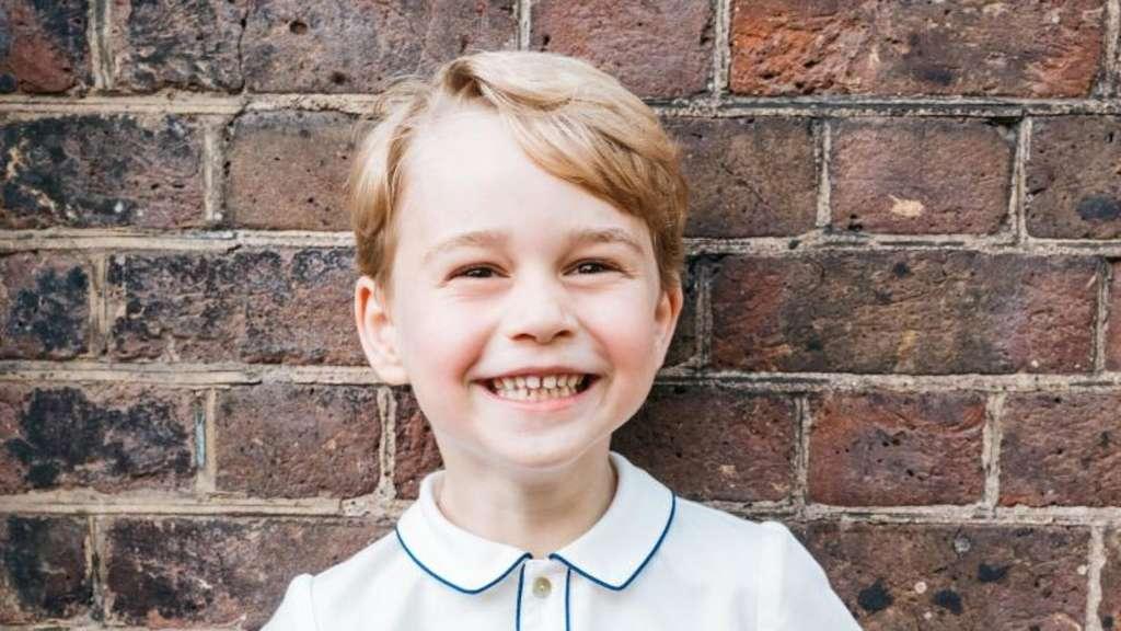 Neues Bild - und Urlaub? - So feiert Prinz George seinen Geburtstag