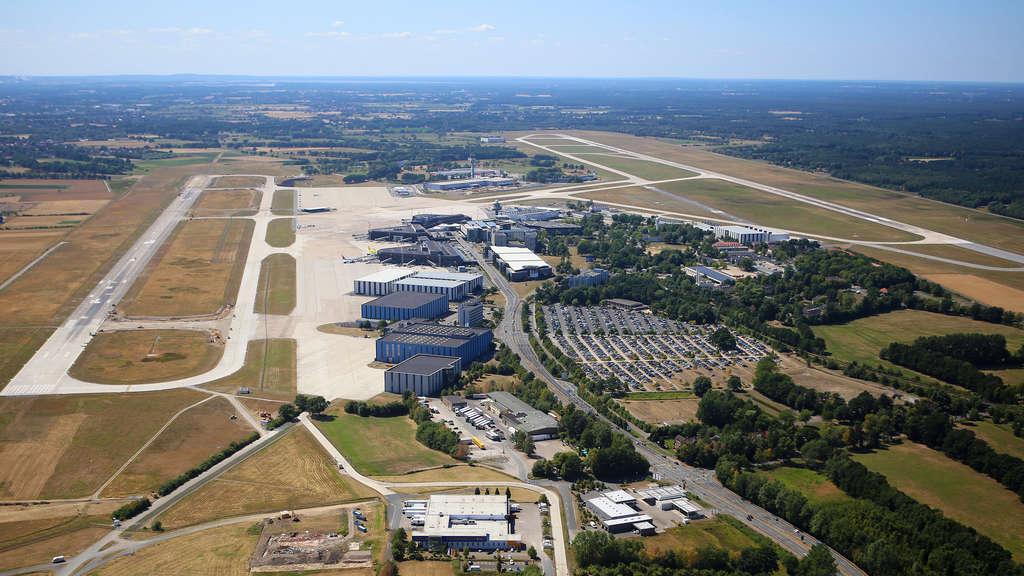 Hannover: Nach Sperrung des Flughafens wegen Hitzeschäden - Check-In wieder geöffnet | Welt