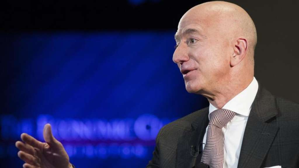 Jeff Bezos will sich um Kindergärten und Obdachlose kümmern