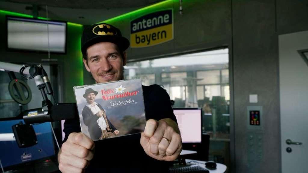 Neureuther-Fans atmen auf: Neureuther-Song war nur ein Aprilscherz