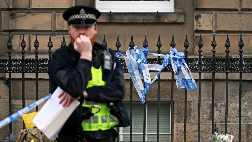 Schottland -