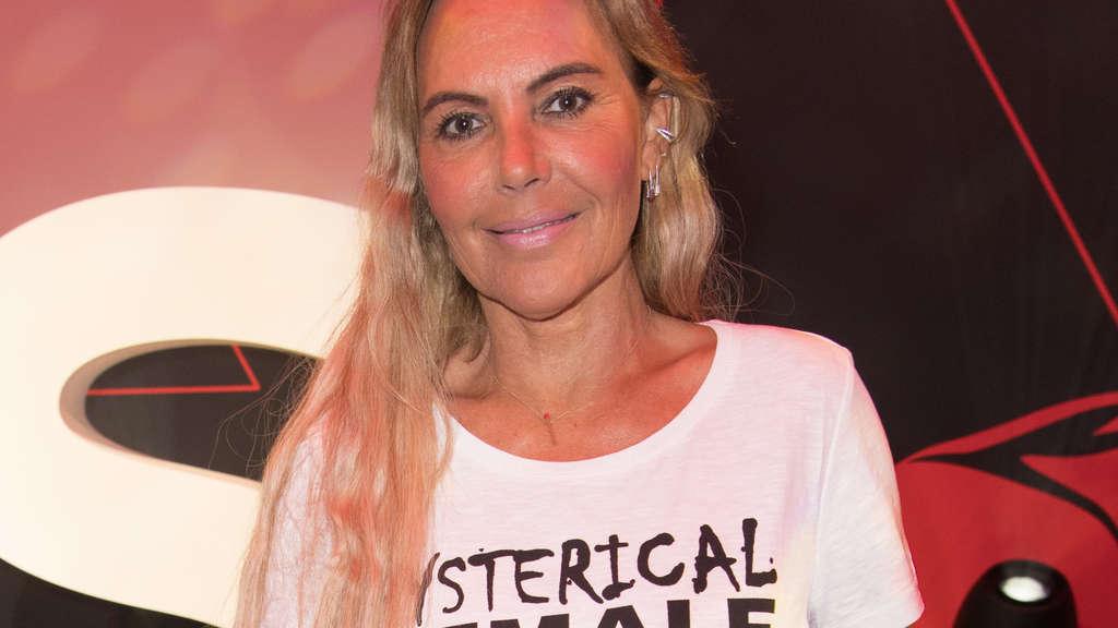 Natascha Ochsenknecht: Not-OP wegen eines Nasen-Tumors