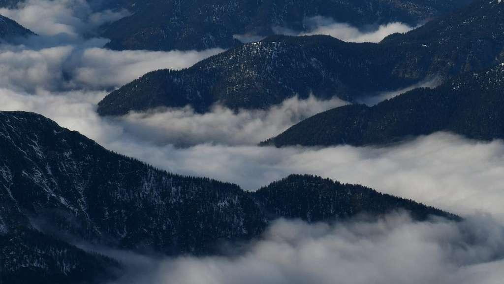Voralberg in Österreich: 29-Jähriger stürzt 400 Meter tief in den Tod