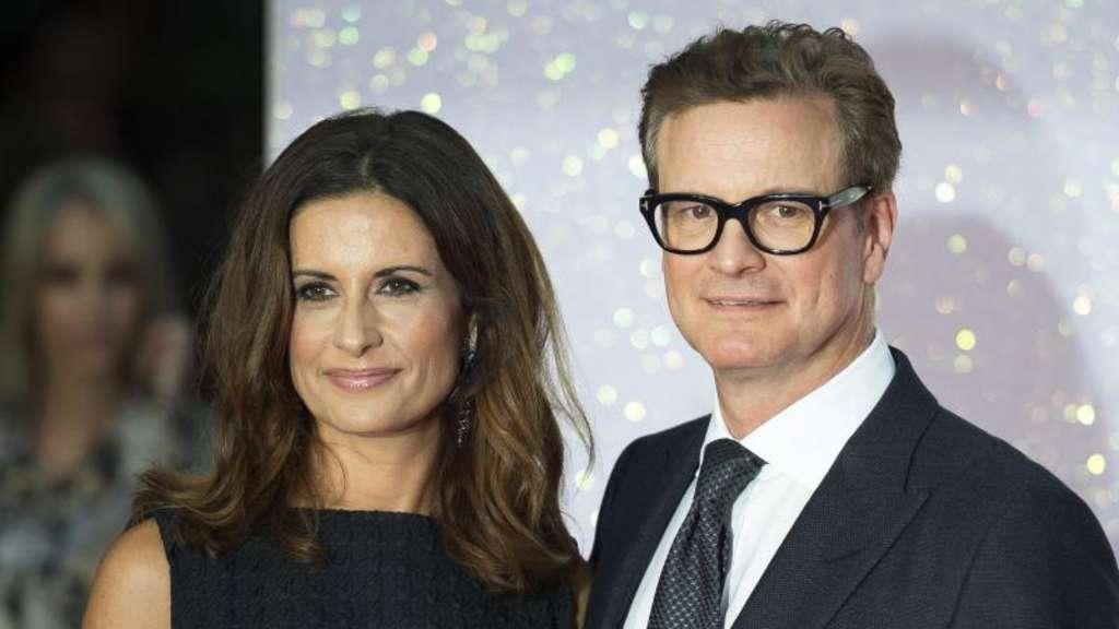 Liebes-Aus: Colin Firth trennt sich von Ehefrau