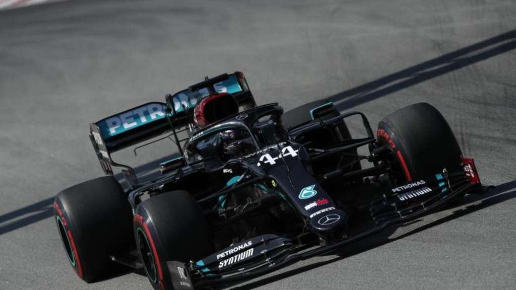 Hamilton schnappt sich Pole - Ferrari weit zurück - Moto GP