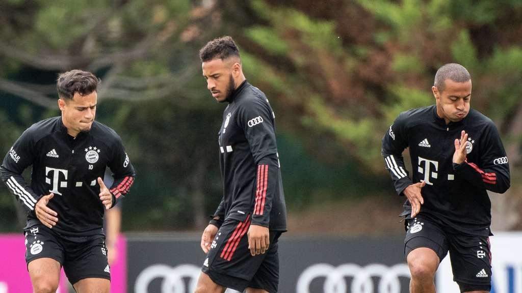 FC Bayern: Serge Gnabry -