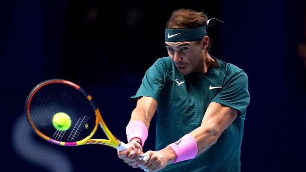 Zverev in einer Gruppe mit Djokovic — ATP Finals