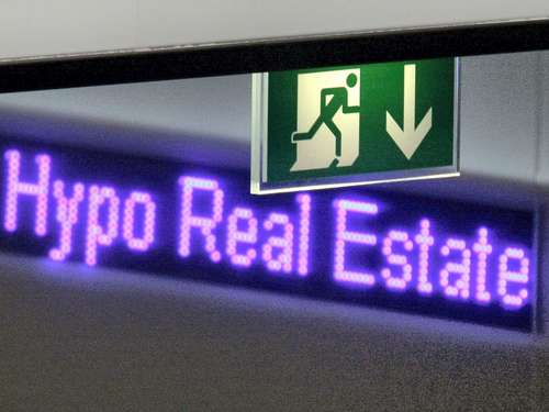 Staat will bei Hypo Real Estate einsteigen
