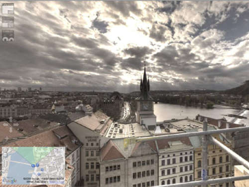Website des Tages: 360cities.net