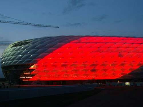 Keine Allianz Arena in New York