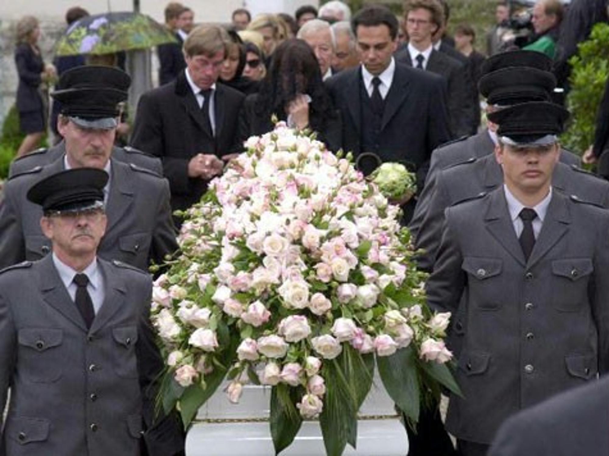 Alexandra Freund Beerdigung
