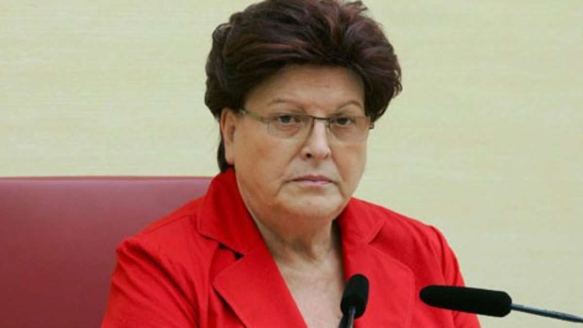 Barbara Stamm Nockherberg