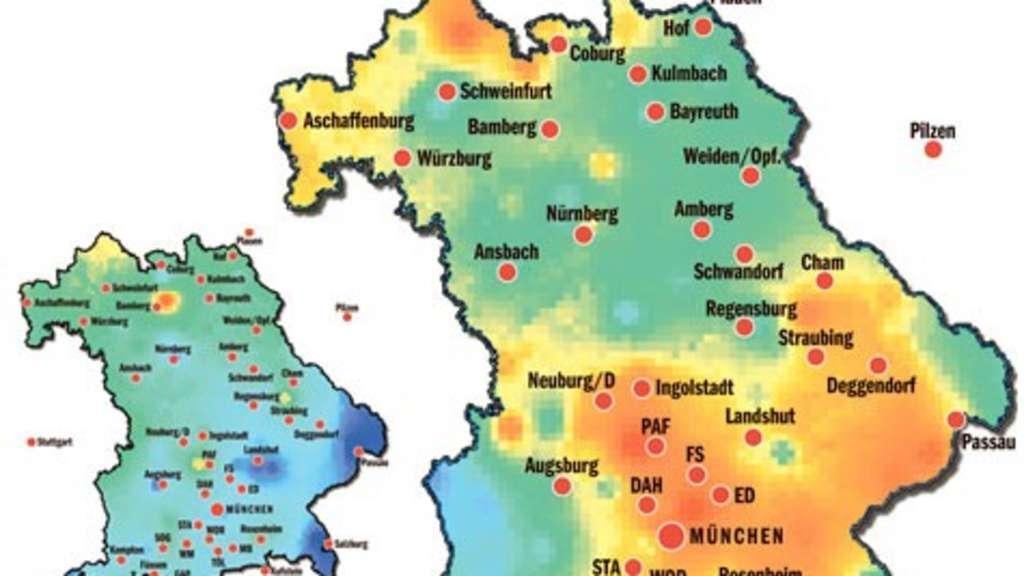 Grippe Karte.Doppelt So Viele Münchner Krank Die Grippe Ist Da Stadt