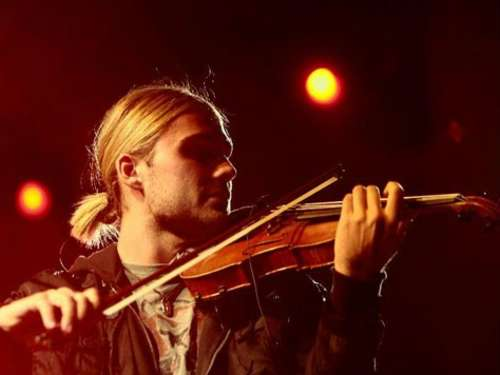 Backstreet-Geigenboy David Garrett