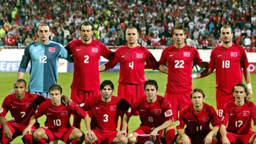 Türkei Gruppe Em