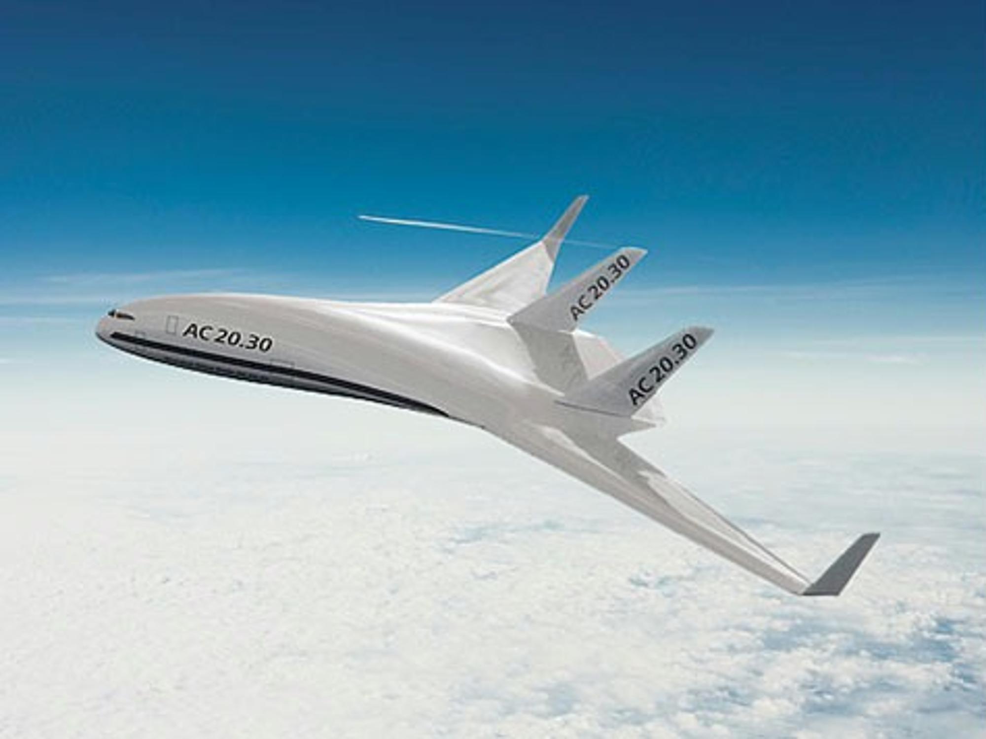 Die Flugzeuge der Zukunft | Stadt