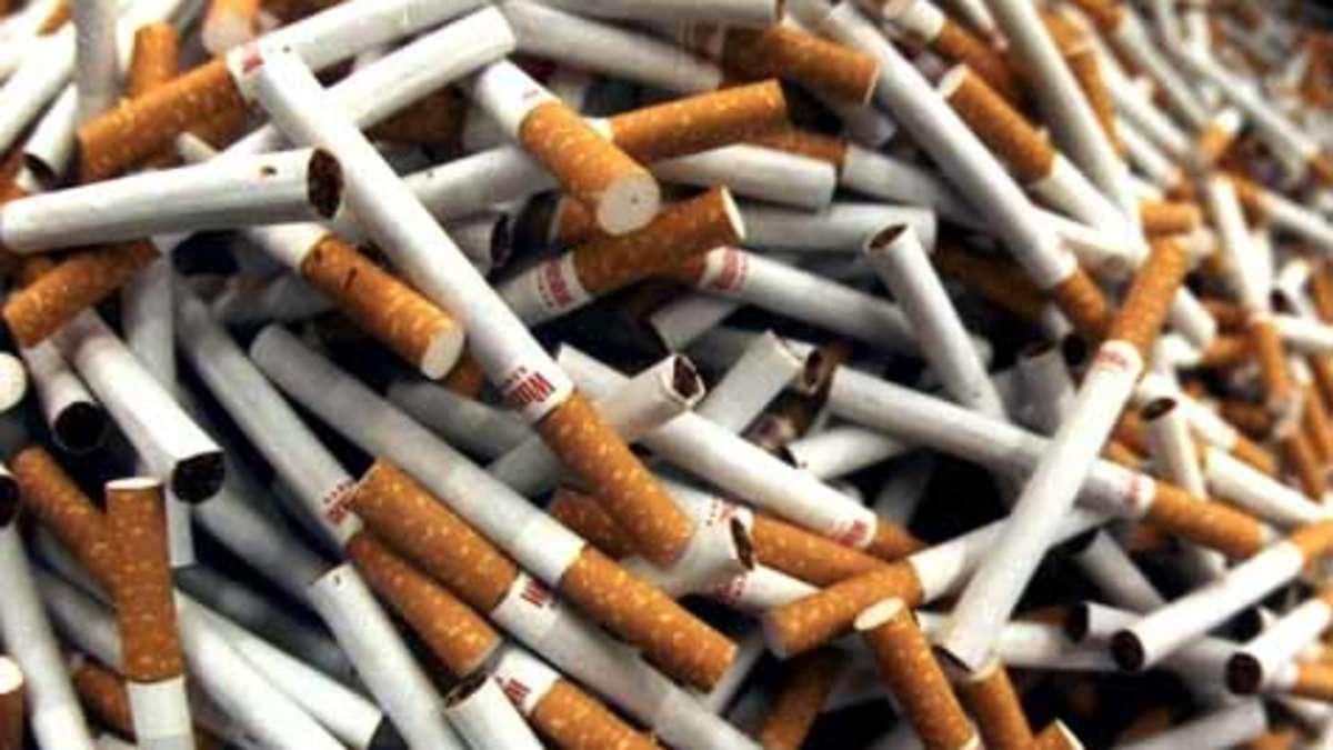 medienbericht zigaretten werden teurer welt. Black Bedroom Furniture Sets. Home Design Ideas
