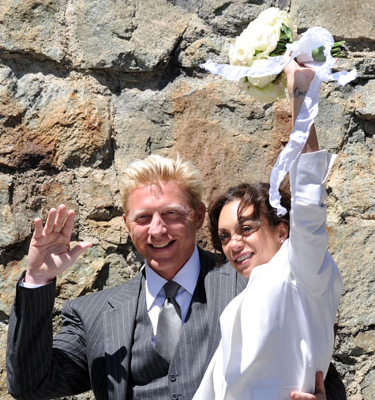 Boris Becker und Lilly Kerssenberg haben Ja gesagt | Stars